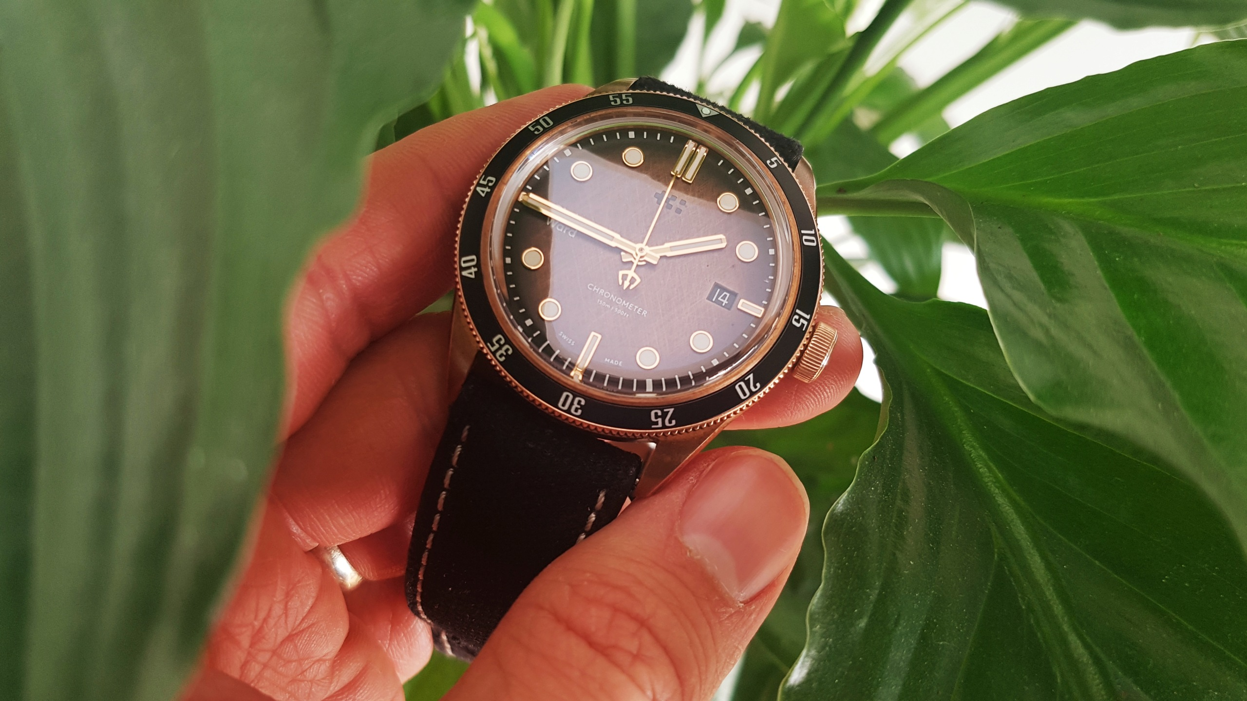 [Revue] - Christopher Ward C65 Trident Bronze Ombre - Page 3 20201110