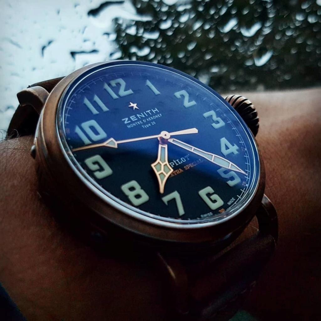 La montre de pilote par excellence - Pilot Type 20 Extra Special Img_2032