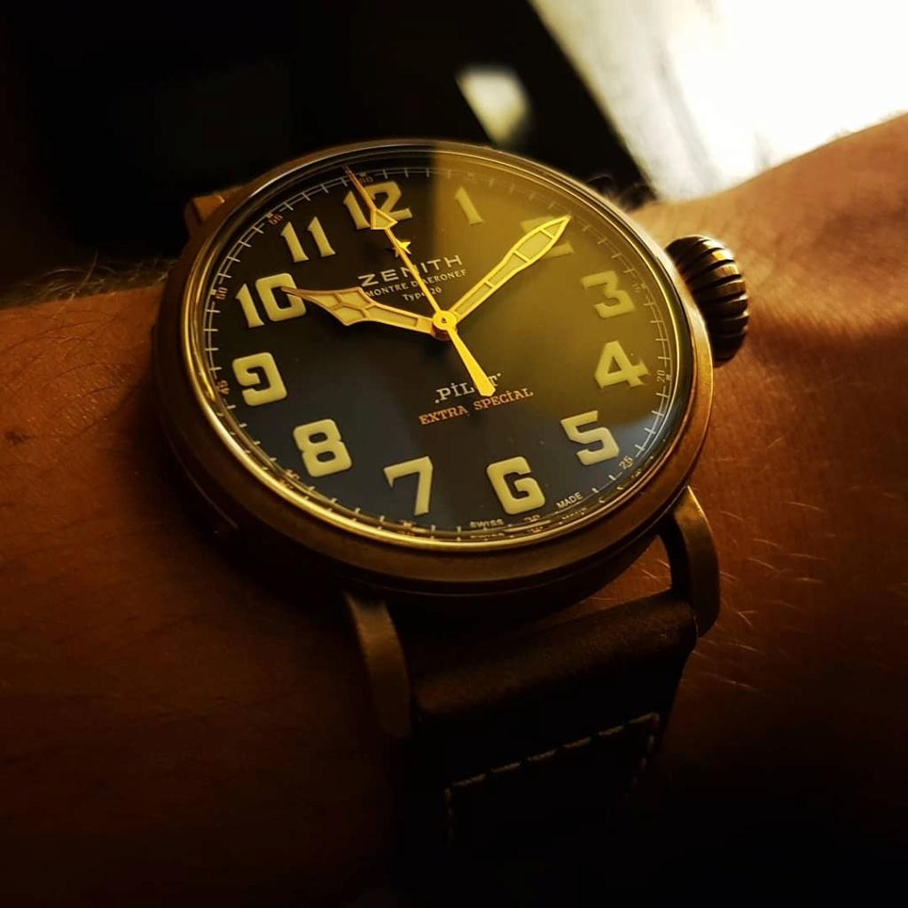 La montre de pilote par excellence - Pilot Type 20 Extra Special - Page 2 Img_2041