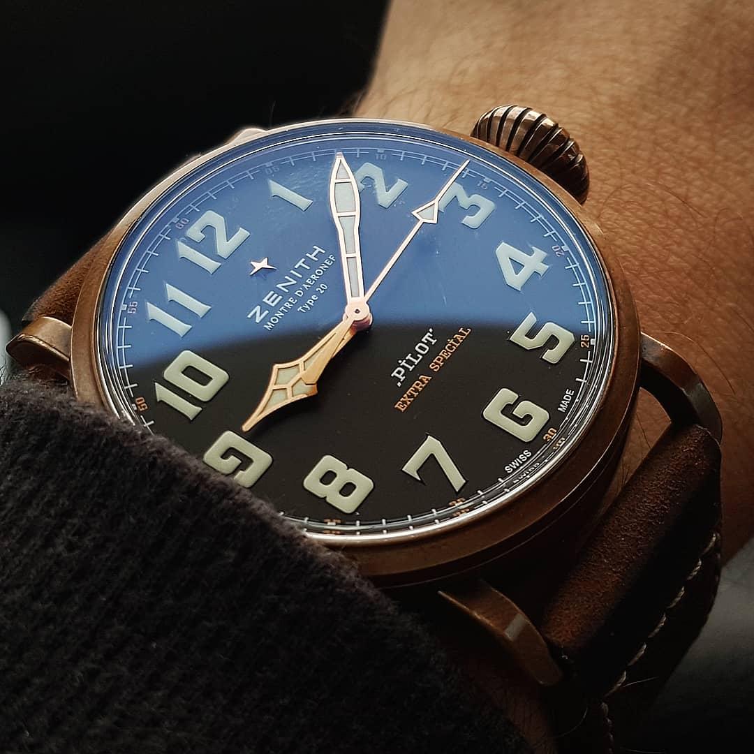 La montre de pilote par excellence - Pilot Type 20 Extra Special - Page 3 Img_2067