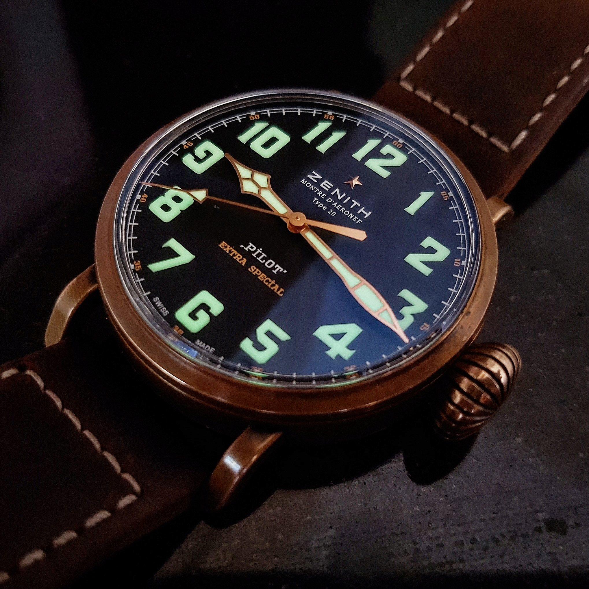 La montre de pilote par excellence - Pilot Type 20 Extra Special - Page 3 Img_2072