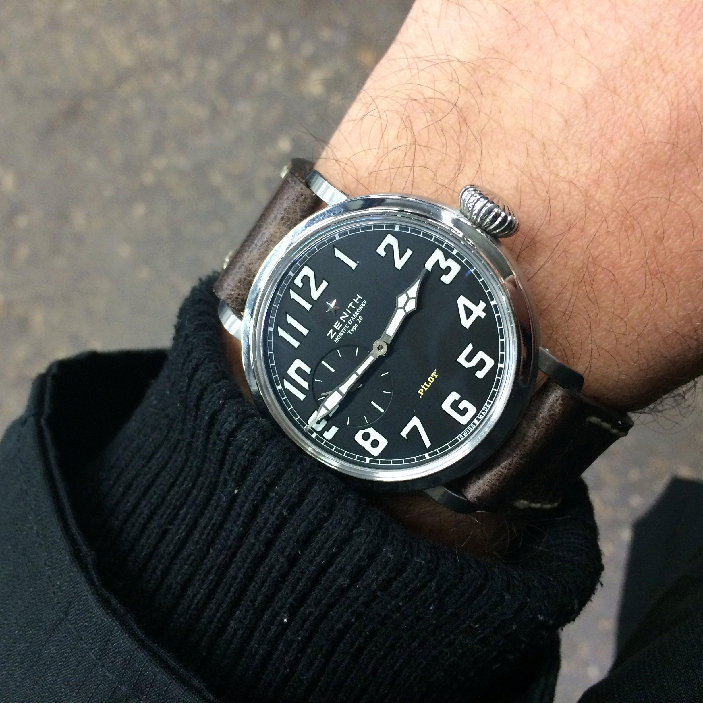 La montre de pilote par excellence - Pilot Type 20 Extra Special - Page 6 Img_5010