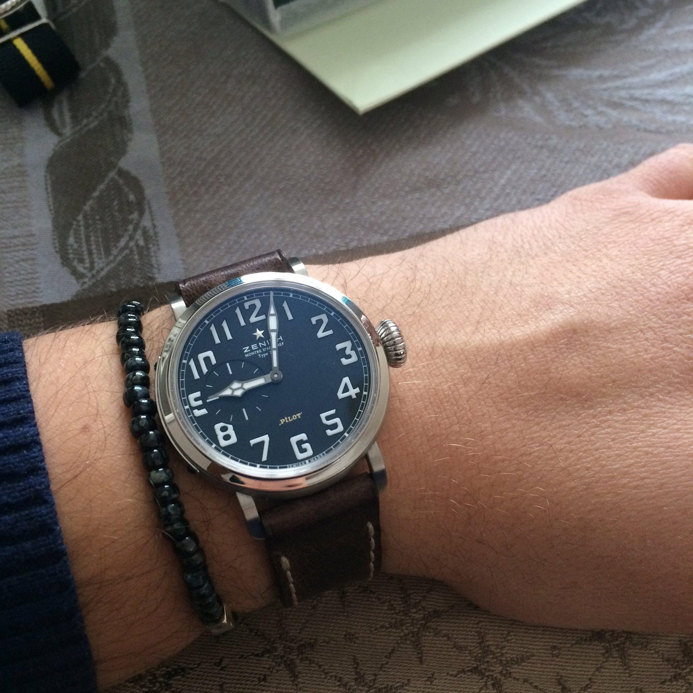 La montre de pilote par excellence - Pilot Type 20 Extra Special - Page 6 Img_6010