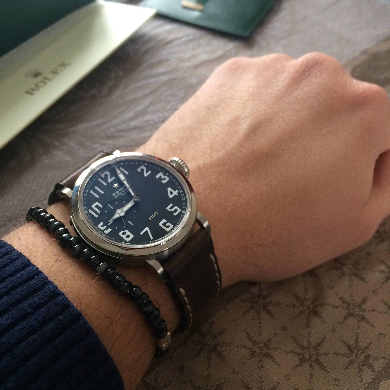 La montre de pilote par excellence - Pilot Type 20 Extra Special - Page 6 Img_6011