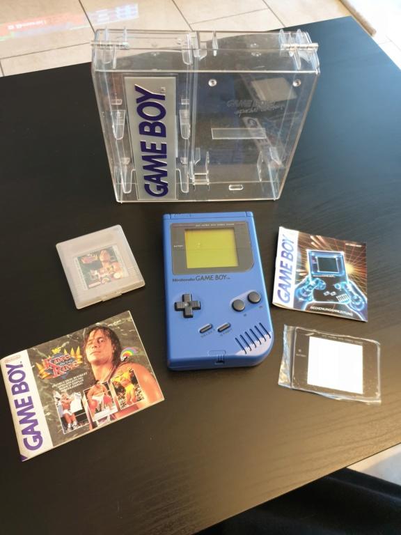 [ACH/EST] Game Boy Frigo Bleue 20190310
