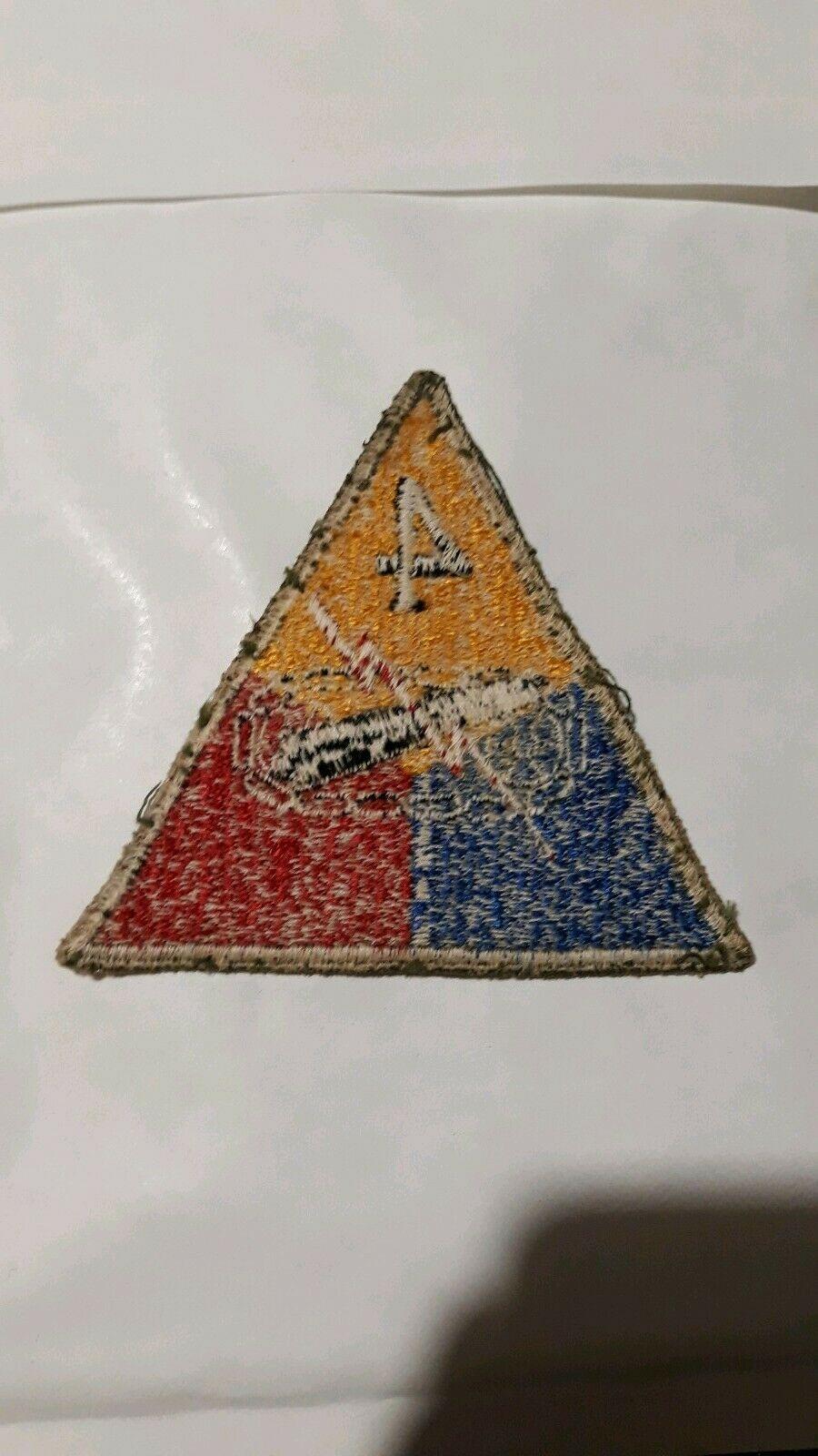 Patch 4e division blindée  S-l16010
