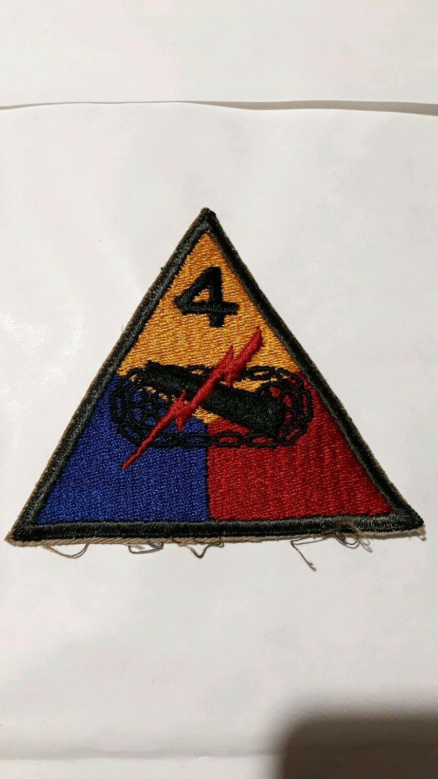 Patch 4e division blindée  S-l16011