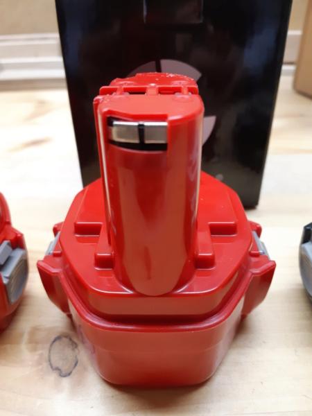 Remplacement ou reconditionnement de batteries d'électroportatif 20190110