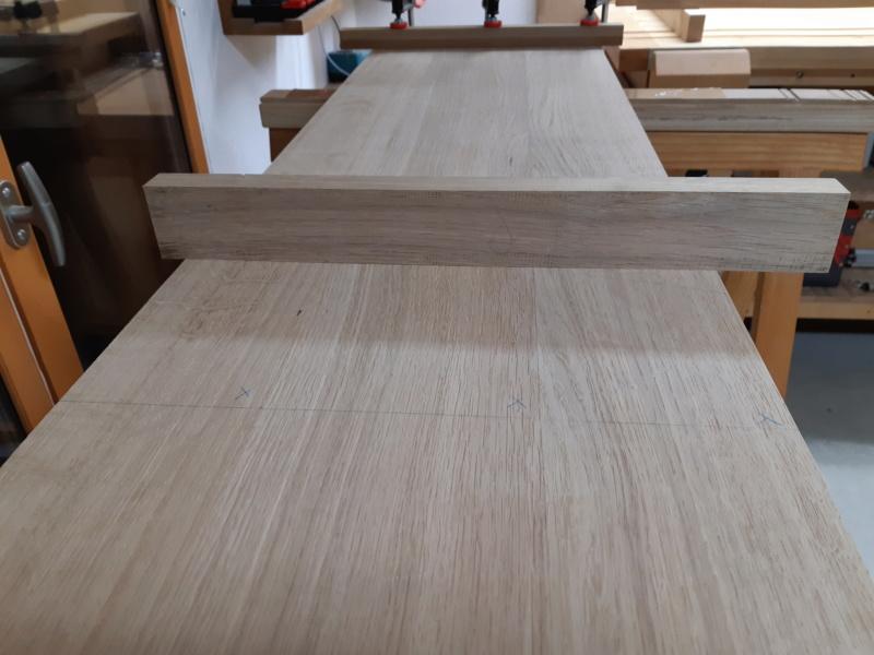 """Table """"flottante"""" façon Ishitani 20191242"""
