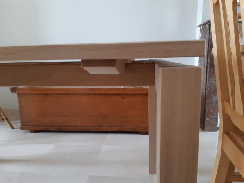 """Table """"flottante"""" façon Ishitani - Page 3 20200417"""