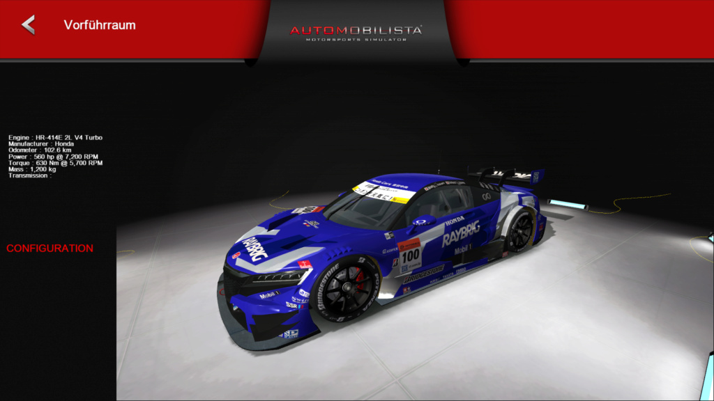 (deleted) Honda NSX GT GT500 - Page 4 Ams_2012