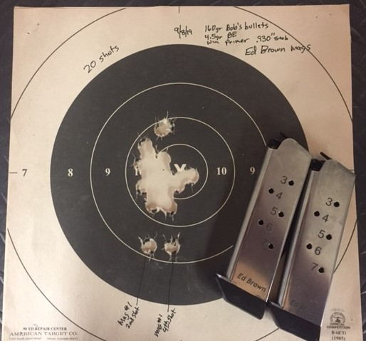 Accuracy Testing article in Shooting Sports magazine Ed_bro11