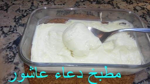 الجبنة الكيرى من اللبن القاطع  1112