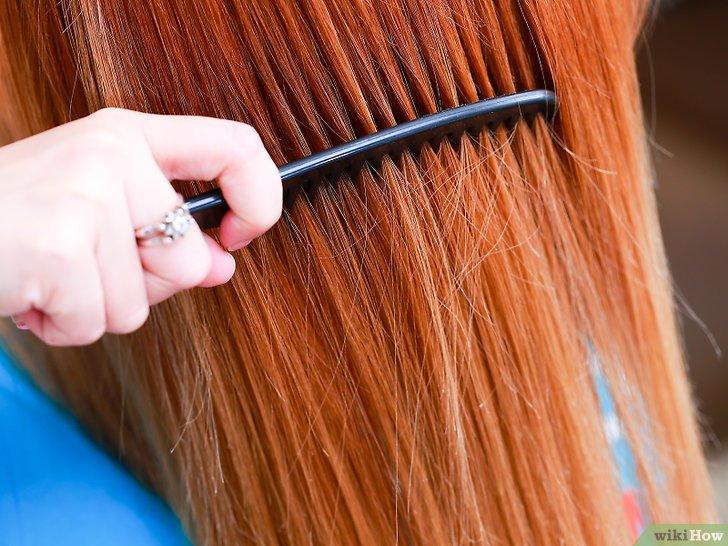 طريفة لعلاج الشعر الجاف 329