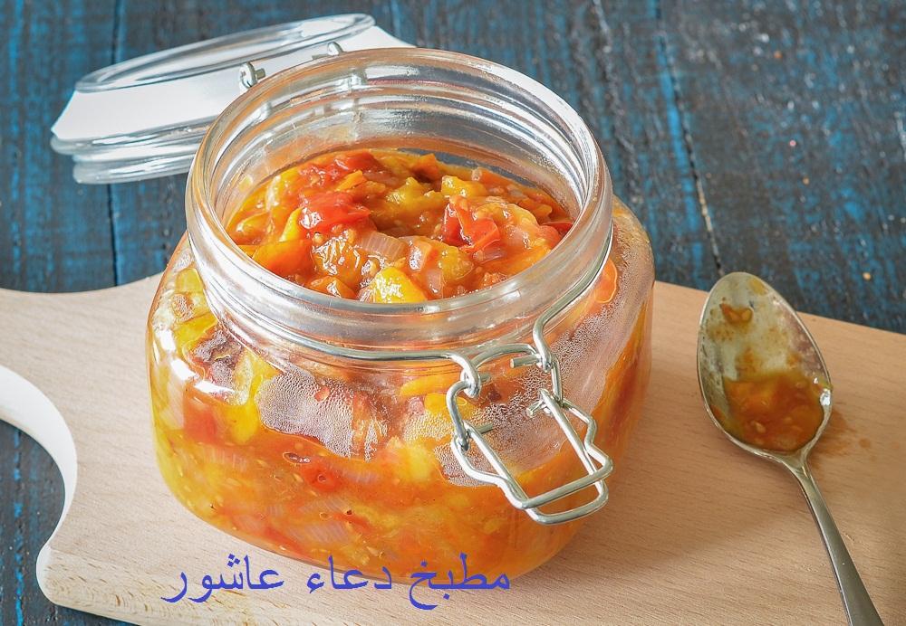 مربى طماطم والخوخ  M5zn_110