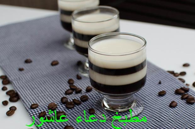 جيلى بالقهوة والحليب Yoao_o10
