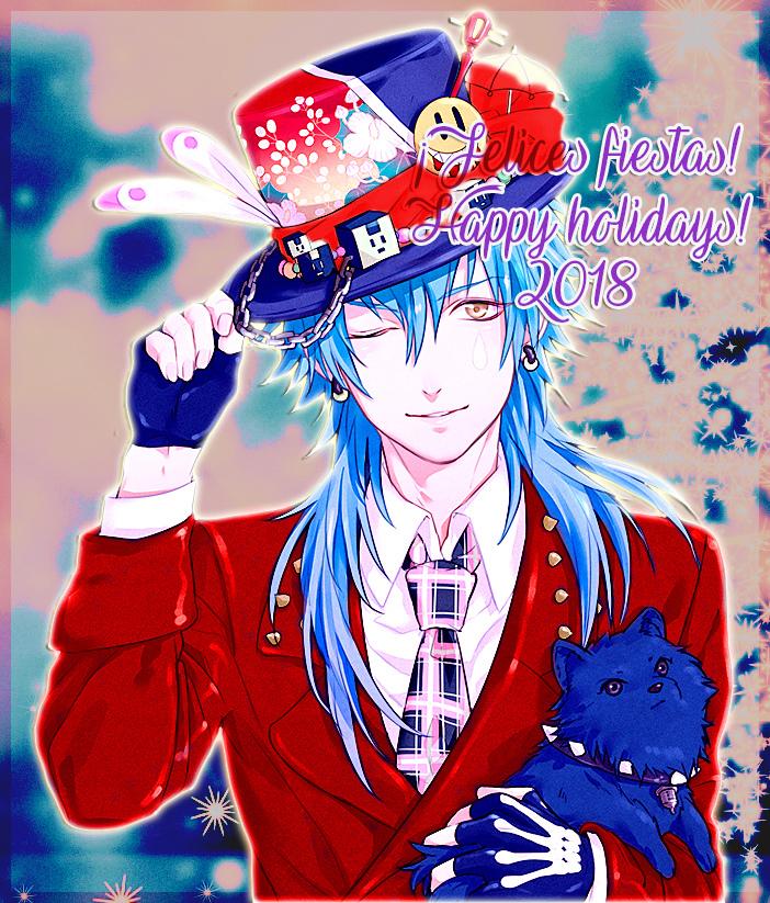 ¡Felices fiestas! 2018 Felice10