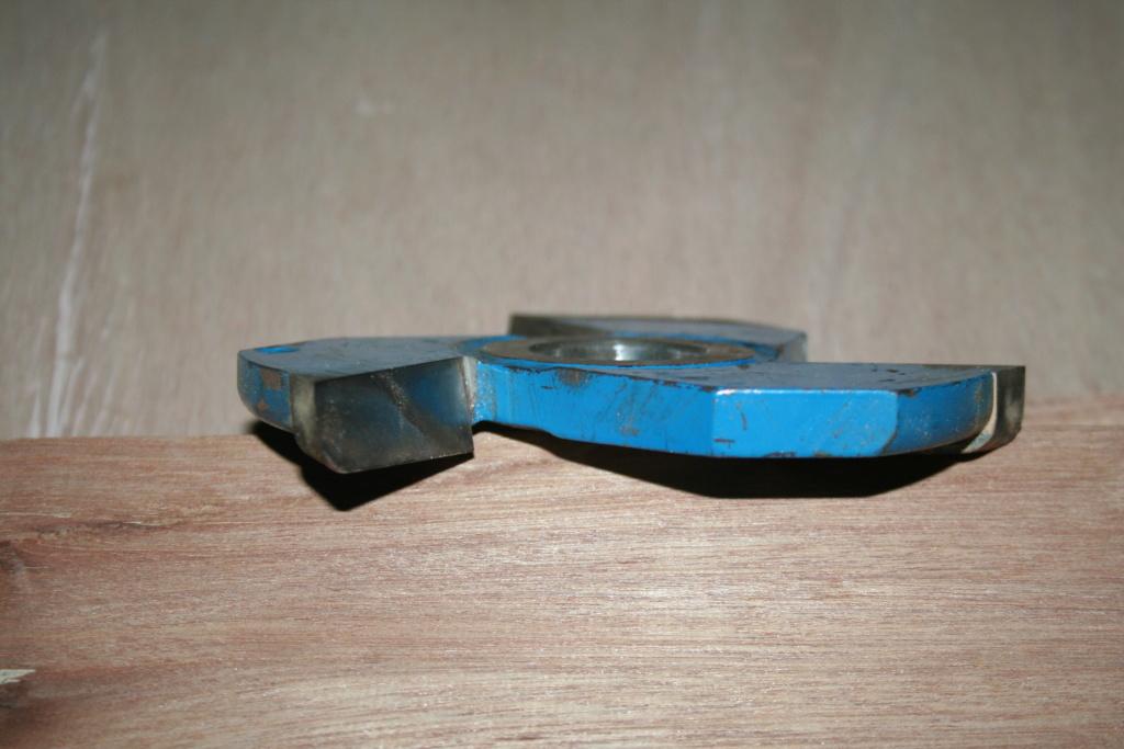 bridage de pièces à la toupie 00310