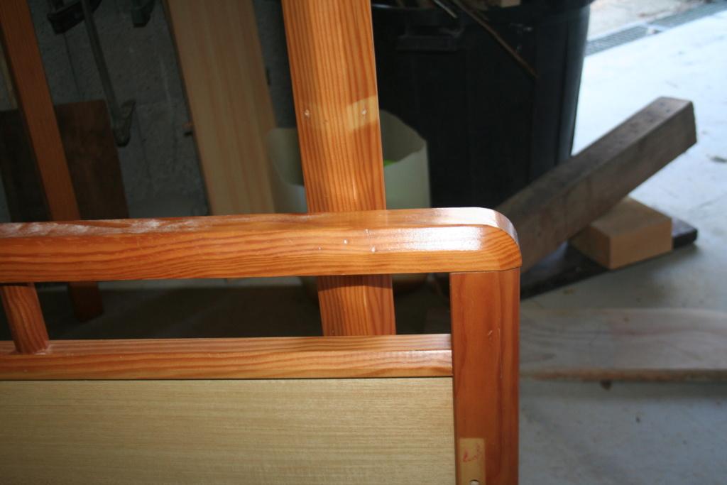assemblage pied de lits superposés 00514