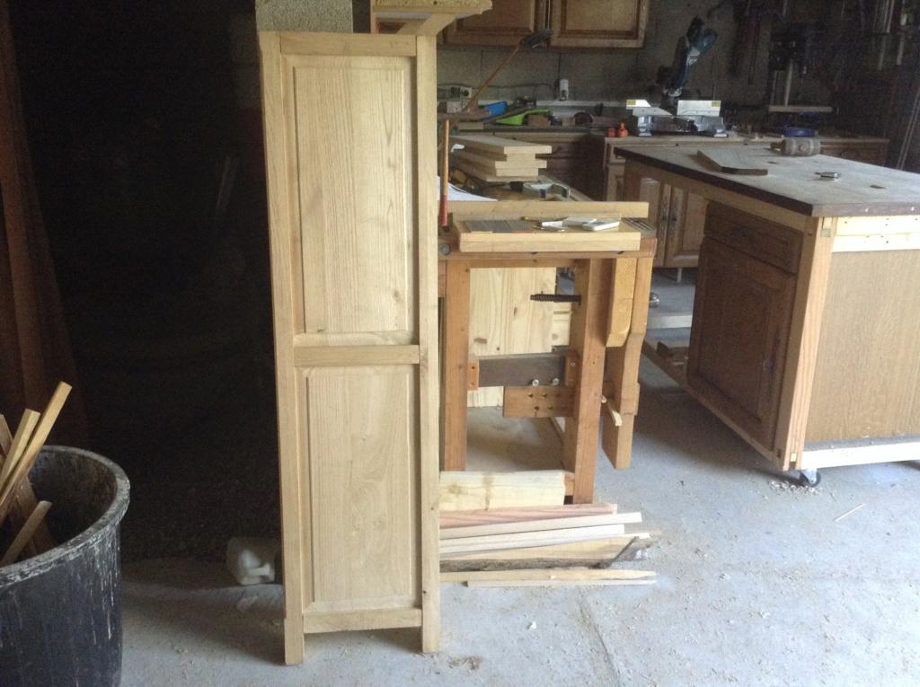 Pas à pas meuble à casiers en châtaignier  Image164