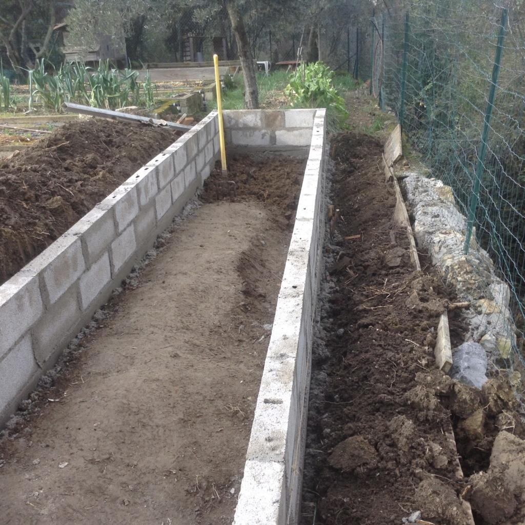 "Jardinage en permaculture ""lasagnes"" Image252"