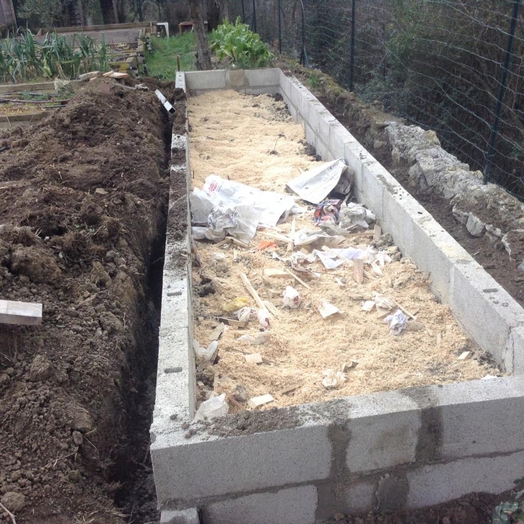 "Jardinage en permaculture ""lasagnes"" Image256"