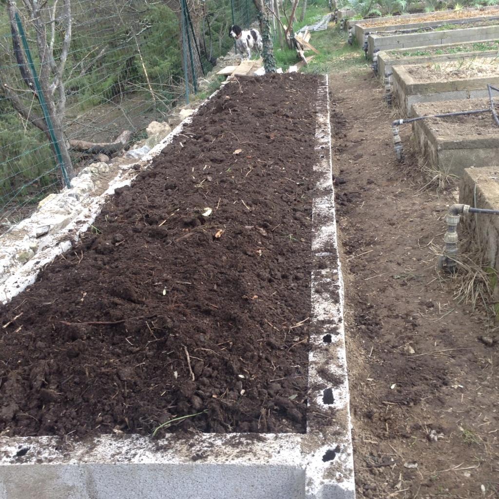 "Jardinage en permaculture ""lasagnes"" Image258"