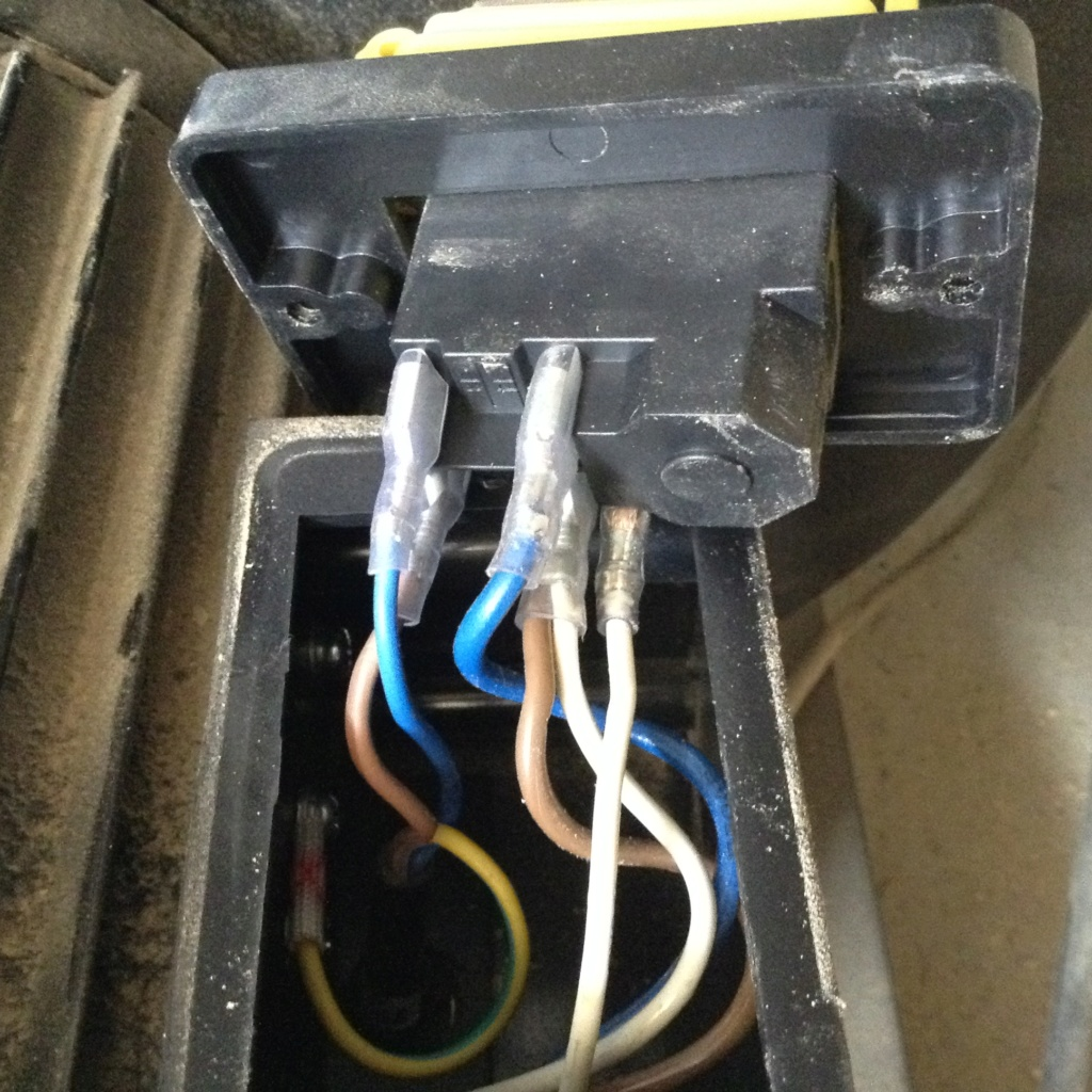 Nouveau branchement de mon aspirateur pour économiser mon dos. Image72