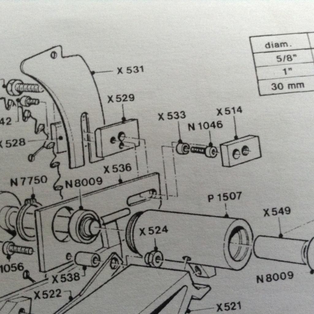 Qui parmi vous possède une Robland 310 ? Image89
