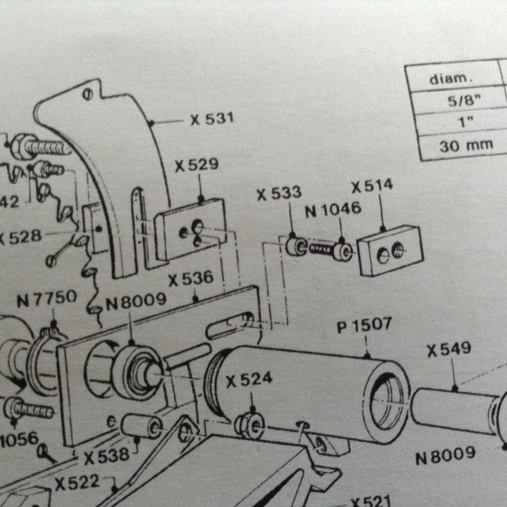 Qui parmi vous possède une Robland 310 ? Image90