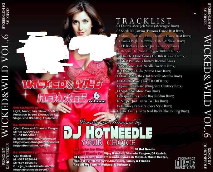 Dj Hotneedle- Wicked & Wild 6 {2011} Wicked11