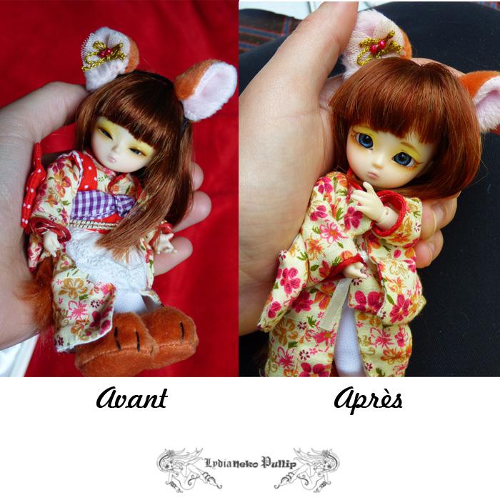 ❀ Kitsune ❀ BJD AI Tsubaki ❀ et Lavande ❀ Pukipuki Cupid ❀  Avant_10