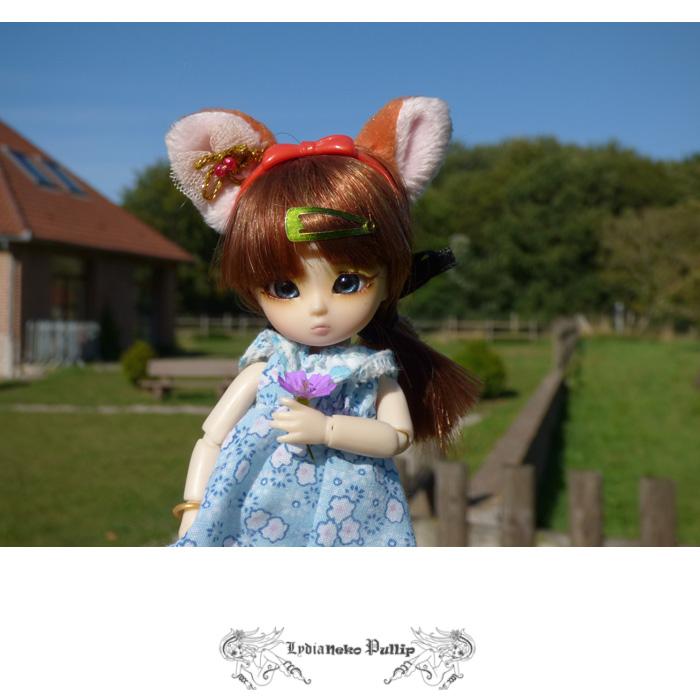 ❀ Kitsune ❀ BJD AI Tsubaki ❀ et Lavande ❀ Pukipuki Cupid ❀  Kitsun14