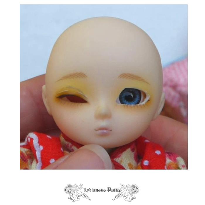 ❀ Kitsune ❀ BJD AI Tsubaki ❀ et Lavande ❀ Pukipuki Cupid ❀  Kitsun15