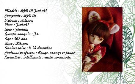 ❀ Kitsune ❀ BJD AI Tsubaki ❀ et Lavande ❀ Pukipuki Cupid ❀  Przose11
