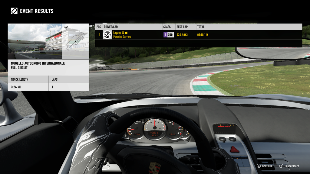 FM7 Time Attack | Stock Car Challenge #23 (2003 Porsche Carrera GT) 6-17-213