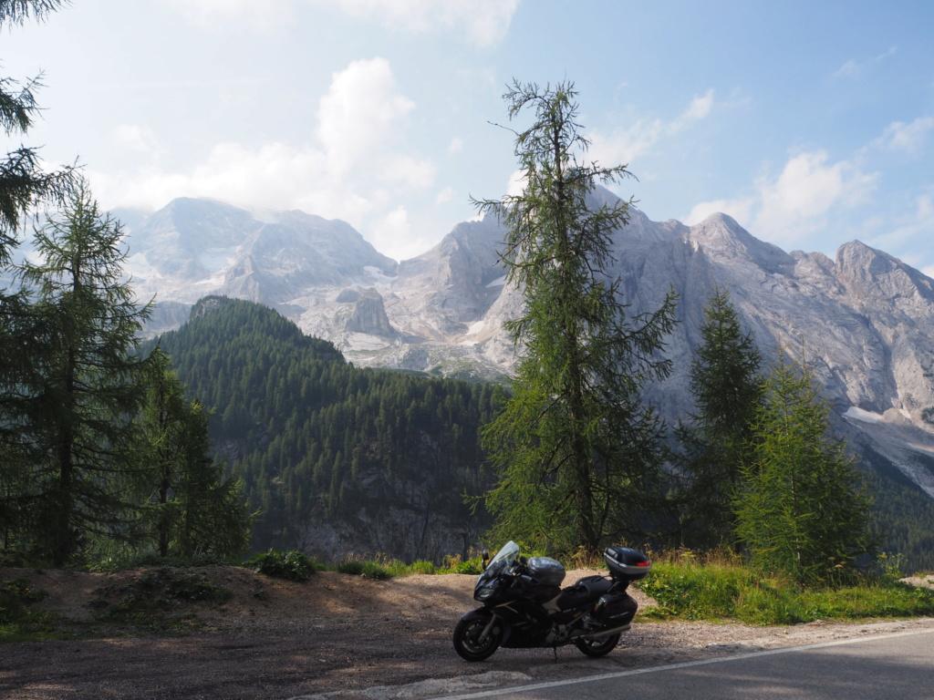 retour de vacances, tour des Alpes, et plus P8241210