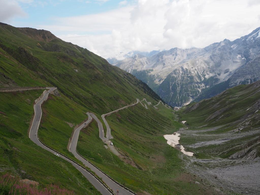 retour de vacances, tour des Alpes, et plus P8261410