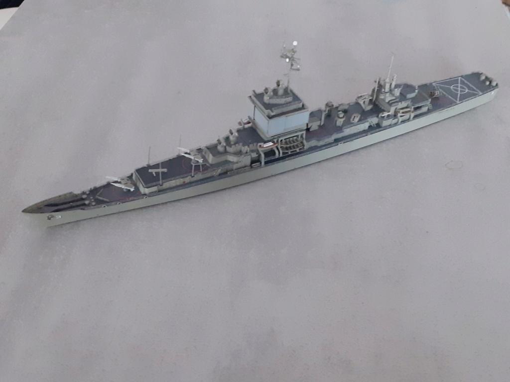 USS Long Beach - CGN-9 (Dragon 1/700°) 20190646