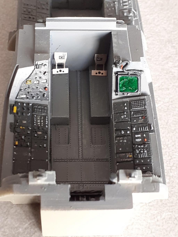 Chapeau haut de forme et griffes d'acier (F-14A Tomcat - Tamiya 1/32) 20191996