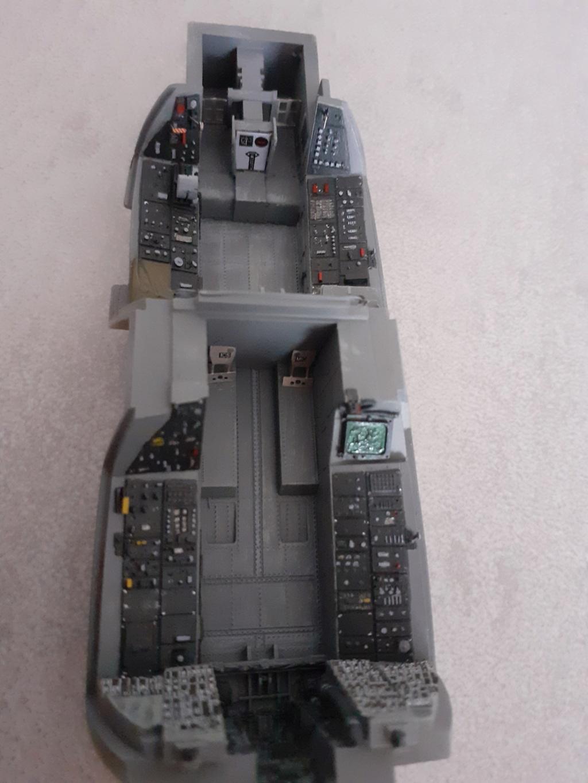 Chapeau haut de forme et griffes d'acier (F-14A Tomcat - Tamiya 1/32) 20192023