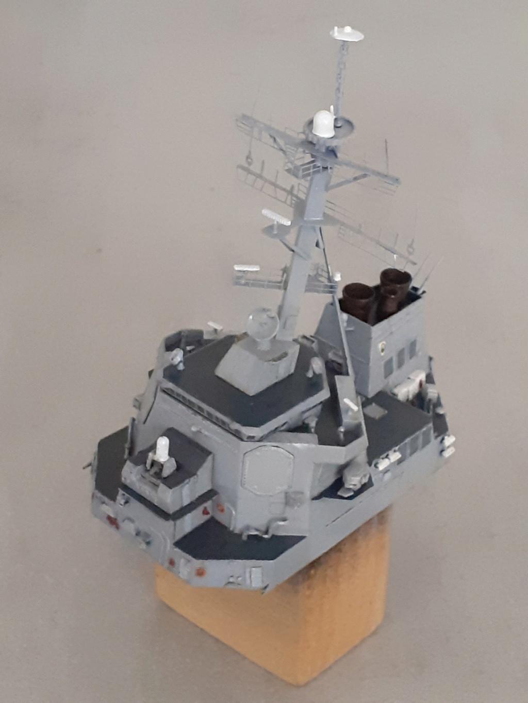 « Rapide et Craint » - Destroyer Lance Missiles USS Arleigh Burke (Trumpeter - 1/350) 20192067