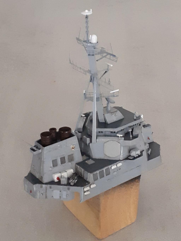 « Rapide et Craint » - Destroyer Lance Missiles USS Arleigh Burke (Trumpeter - 1/350) 20192068