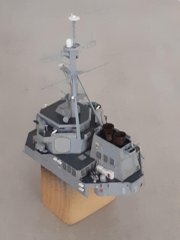 « Rapide et Craint » - Destroyer Lance Missiles USS Arleigh Burke (Trumpeter - 1/350) 20192069