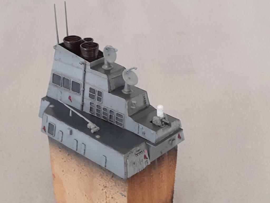 « Rapide et Craint » - Destroyer Lance Missiles USS Arleigh Burke (Trumpeter - 1/350) 20192070