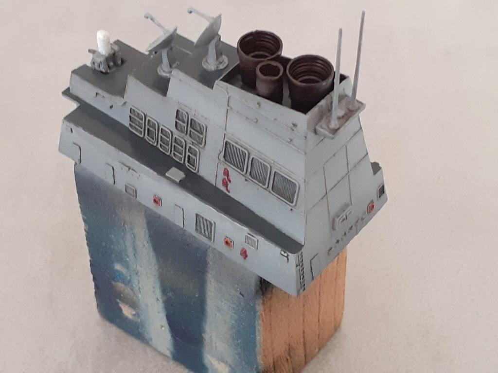 « Rapide et Craint » - Destroyer Lance Missiles USS Arleigh Burke (Trumpeter - 1/350) 20192074