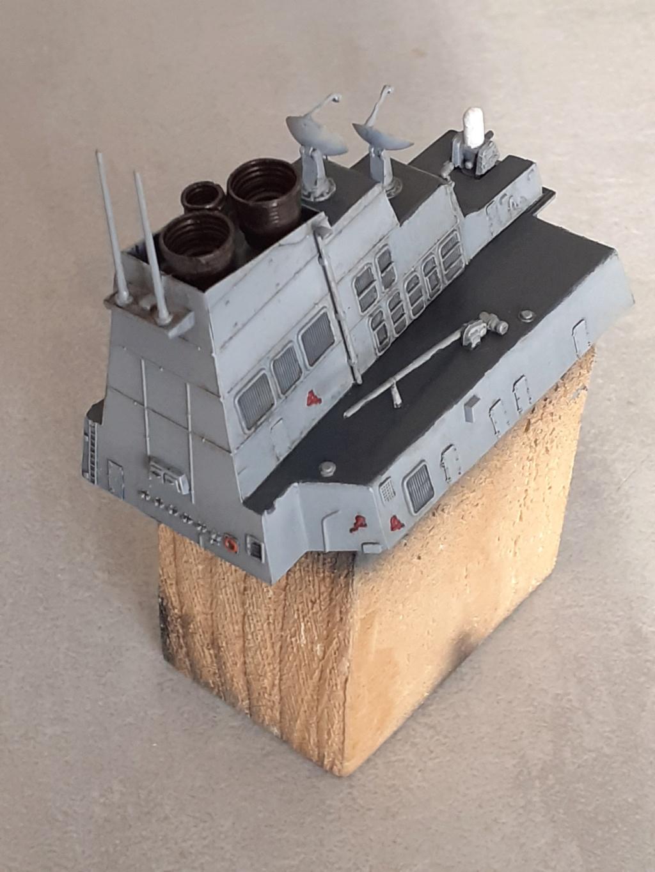 « Rapide et Craint » - Destroyer Lance Missiles USS Arleigh Burke (Trumpeter - 1/350) 20192436