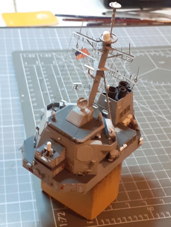 « Rapide et Craint » - Destroyer Lance Missiles USS Arleigh Burke (Trumpeter - 1/350) 20192449