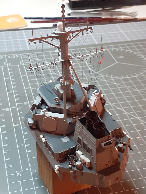 « Rapide et Craint » - Destroyer Lance Missiles USS Arleigh Burke (Trumpeter - 1/350) 20192451