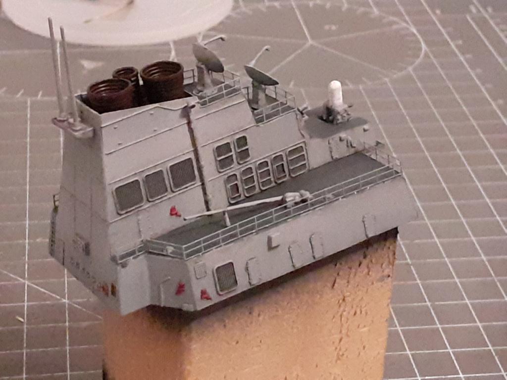 « Rapide et Craint » - Destroyer Lance Missiles USS Arleigh Burke (Trumpeter - 1/350) 20192581